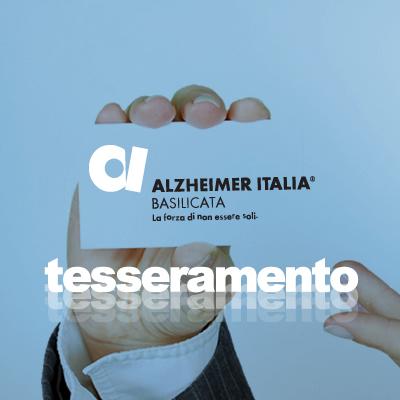 Tesseramento | Associazione Alzheimer Basilicata